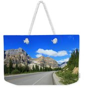Road To Jasper Weekender Tote Bag
