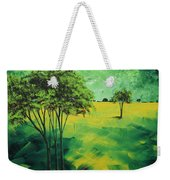 Road To Nowhere 1 By Madart Weekender Tote Bag