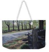 Road To Phillipsville Weekender Tote Bag