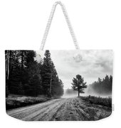 Road To Somewhere  Weekender Tote Bag