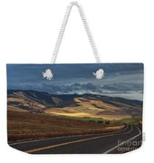 Road To The Blue's Weekender Tote Bag