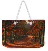 Road To The Clearing Weekender Tote Bag