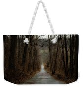 Road To Wildlife Weekender Tote Bag