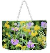 Roadside Bouquet Weekender Tote Bag