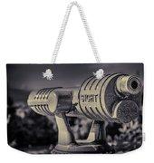 Roadside Telescope Weekender Tote Bag