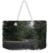 Roadway Fingers Lakes New York Area Pa 02 Weekender Tote Bag