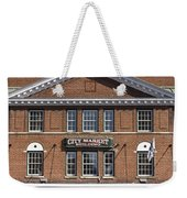 Roanoke City Market Building Weekender Tote Bag