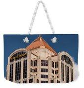 Roanoke Wells Fargo Bank Weekender Tote Bag