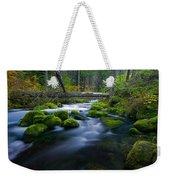 Roaring River Weekender Tote Bag