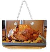Roast Turkey Weekender Tote Bag