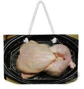 Roasting Whole Chicken, 1 Of 5 Weekender Tote Bag