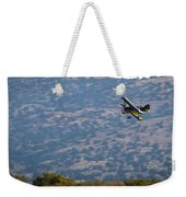 Rob Caster In Miss Diane, Friday Morning 16x9 Aspect Weekender Tote Bag