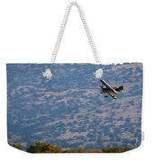 Rob Caster In Miss Diane, Friday Morning 16x9 Aspect Signature Edition Weekender Tote Bag