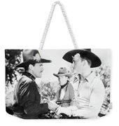 Robber's Roost 1 Weekender Tote Bag