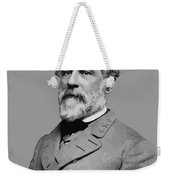 Robert E Lee - Confederate General Weekender Tote Bag