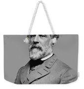 Robert E Lee - Confederate General Weekender Tote Bag