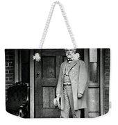 Robert E. Lee In Richmond, Virginia Weekender Tote Bag