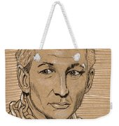 Robert Englund Weekender Tote Bag