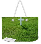 Robert F Kennedy Weekender Tote Bag