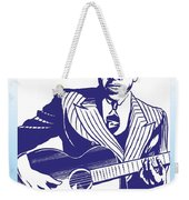 Robert Johnson Weekender Tote Bag