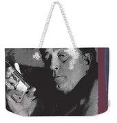 Robert Mitchum As Phillip Marlowe Neo Film Noir  The Big Sleep  1978. Weekender Tote Bag
