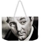 Robert Mitchum Hollywood Actor Weekender Tote Bag