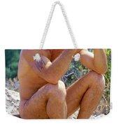 Robert N. 8 Weekender Tote Bag