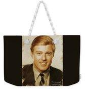 Robert Redford, Actor Weekender Tote Bag