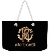 Roberto Cavalli Weekender Tote Bag