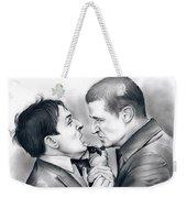 Robin Lord Taylor Weekender Tote Bag