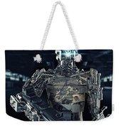 Robot Assassin Weekender Tote Bag