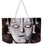 Robot From Metropolis Weekender Tote Bag