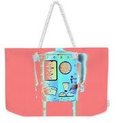 Robot 4 Weekender Tote Bag