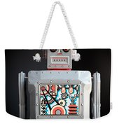 Robot R-1 Square Weekender Tote Bag