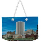 Rochester Across The River Weekender Tote Bag