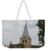 Rochester Cathedral Art Weekender Tote Bag