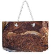 Rochester Creek Panel Weekender Tote Bag