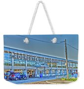 Rochester Public Market Weekender Tote Bag by William Norton