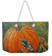 Rochester Pumpkin Weekender Tote Bag
