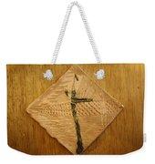 Rock - Tile Weekender Tote Bag