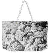 Rock And Salt 2 Weekender Tote Bag