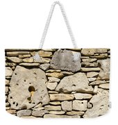 Rock Architecture Four Weekender Tote Bag