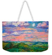 Rock Castle Gorge Weekender Tote Bag