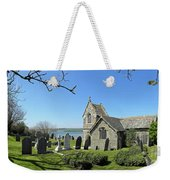 Rock Church Cornwall Weekender Tote Bag