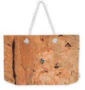 Rock Climbers  Weekender Tote Bag