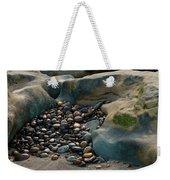 Rock Cradle Weekender Tote Bag