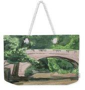 Rock Creek Bridge 5 Weekender Tote Bag