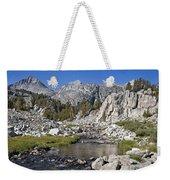 Rock Creek Hike Weekender Tote Bag