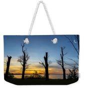 Rock Creek Silhouette Weekender Tote Bag