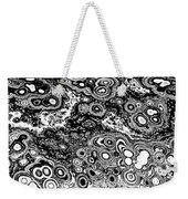 Rock Design Weekender Tote Bag